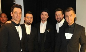 *N Sync Reunited (From 2013 MTV Video Music Awards)