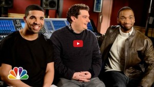 Drake SNL Promo Video Still