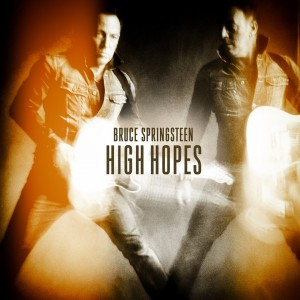 "Bruce Springsteen ""High Hopes"" Columbia Records"