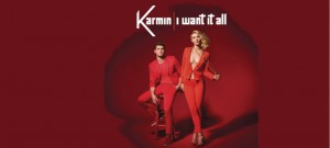 "Karmin ""I Wanti It All"" Epic Records"