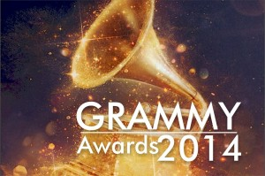 The Grammys 2014 Logo