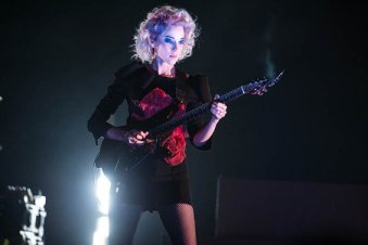 Timothy Norris picture of St. Vincent
