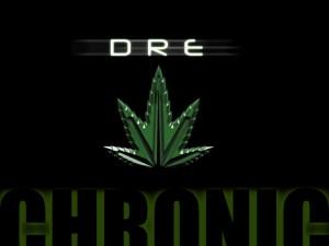 dr-dre chronic poster