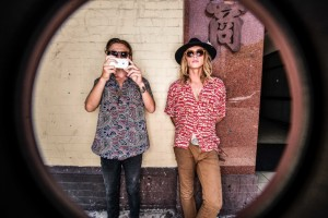 Lime Cordiale fish lens