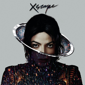 "Michael Jackson ""Xscape"" album cover Epic Records"