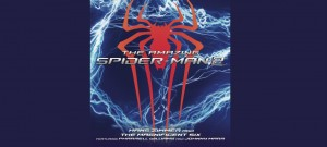 Image Of The Amazing Spider-Man 2 Soundtrack Via Madison Gate/Columbia Records