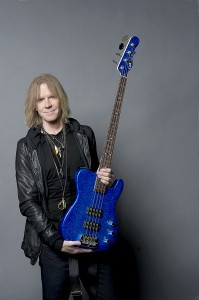 Tom Hamilton by Ross Halfin