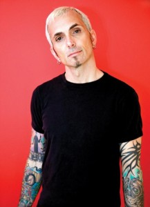 Everclearsolo red background