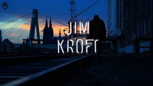 Jim Kroft name in letters