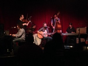 josiah early at hotel cafe