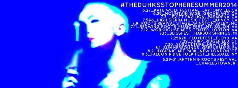Duhks Tour