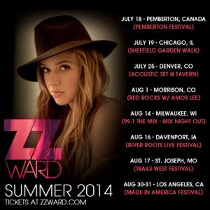 zzward tour