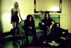 The+Pretty+Reckless+band