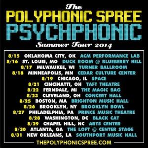 poly tour