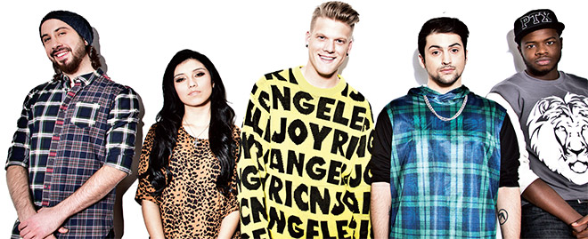 Q Amp A With Mitch Grassi Of A Cappella Group Pentatonix