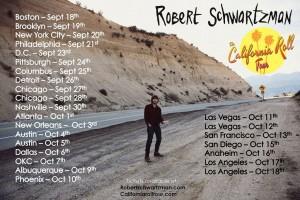Robert Schwartzman Tour Dates