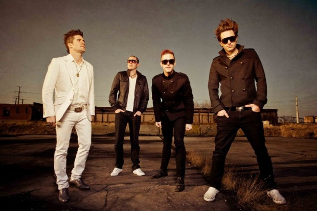 An Interview With Rock Band Greek Fire Who Are Certainly