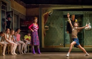 Billy Elliot dancing