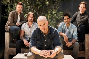 DAUGHTRY group 2