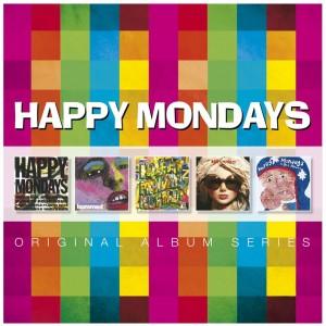 HAPPY MONDAYS ALBUMS