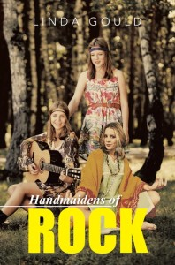 LINDA GOULD BOOK HANDMAIDENS OF ROCK