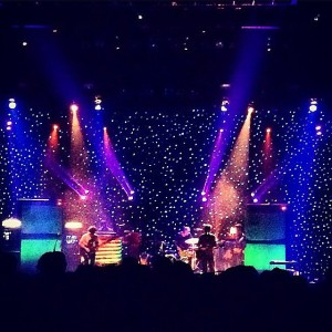 Ryan Adams concert