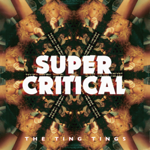 Super Critical album cover