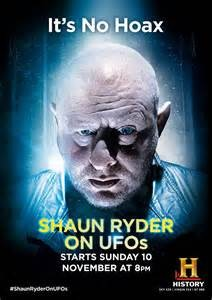 shaun ryder ufo show