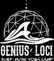Genius loci logo