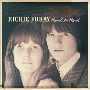 Richie Furay Hand In Hand album cover