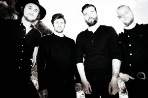 Down and Outlaws - Main Press Photo