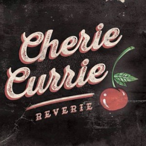 cherie currie Reverie cd cover artworksm