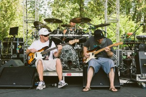 Slightly Stoopid Soundcheck-edit