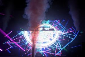 Zedd DJing full