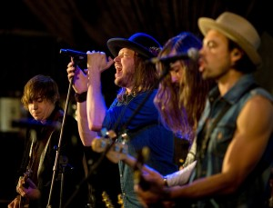 BMLG/Republic Nashville Present A Thousand Horses At The Sayers Club In Hollywood