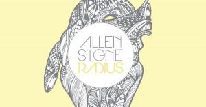ALLENSTONE-RADIUS ALBUM COVER