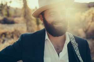 Drew Holcomb Press Photo 2 color sun