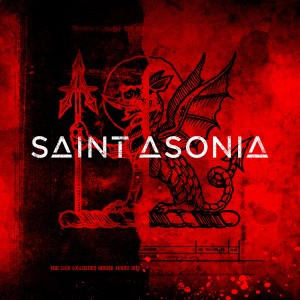 SAINT ASONIA album cover