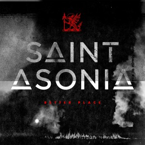 Saint Asonia-Better Place single art