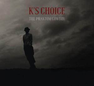 The Phantom Cowboy album cover