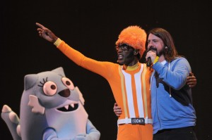 Dave Grohl Dj Lance Rock
