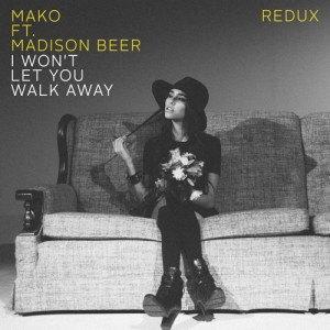 Mako Wont Let You Walk Away Album Cover