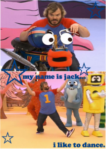 jack-black yo gabba gabba