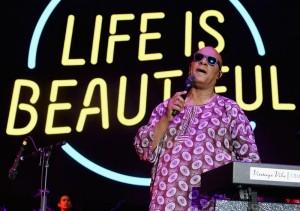 Stevie Wonder LIB