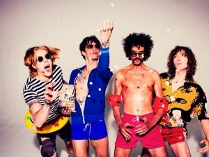 the darkness band color fun