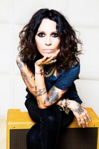 Linda Perry by Kristin Burns