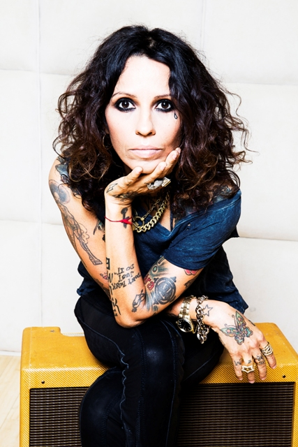 Q&A with Singer-Songwriter + Record Producer – LINDA PERRY ...