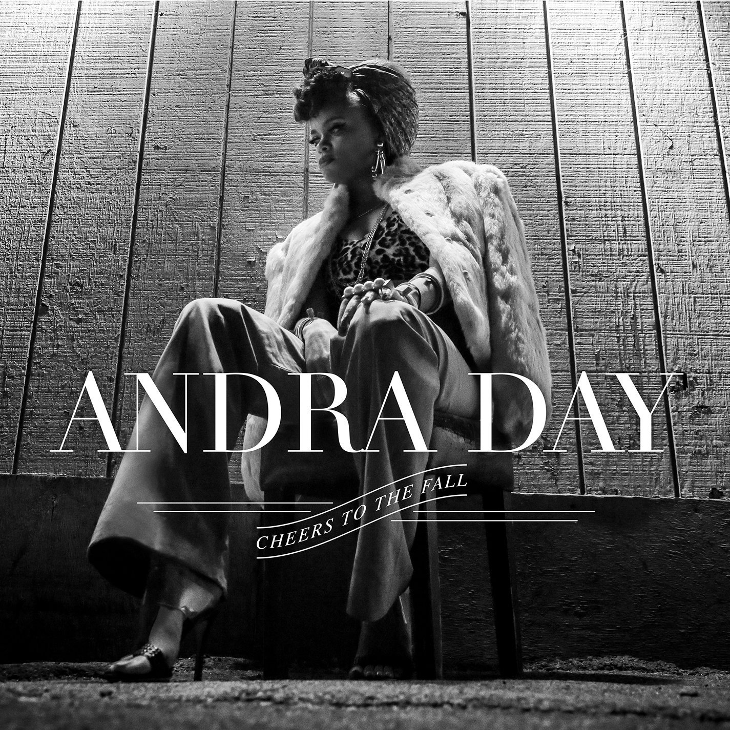 Andra Day: * LISTEN * To A Q&A With GRAMMY Nominee + Retro-Soul