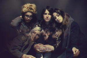 warpaint group pic