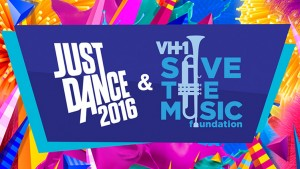 save the music just dance 2016